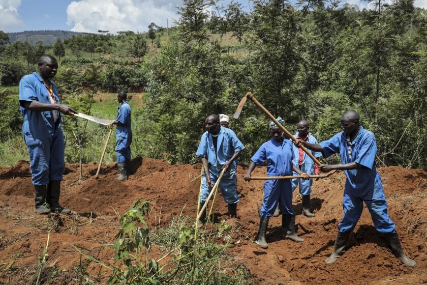 Burundi Mass Graves
