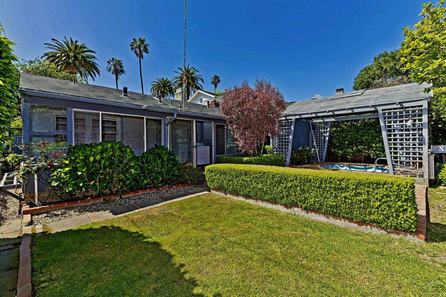 Tyra Banks paid a little over $3 million for this Pacific Palisades home, which she plans to transform into a farmhouse-inspired beach cottage.