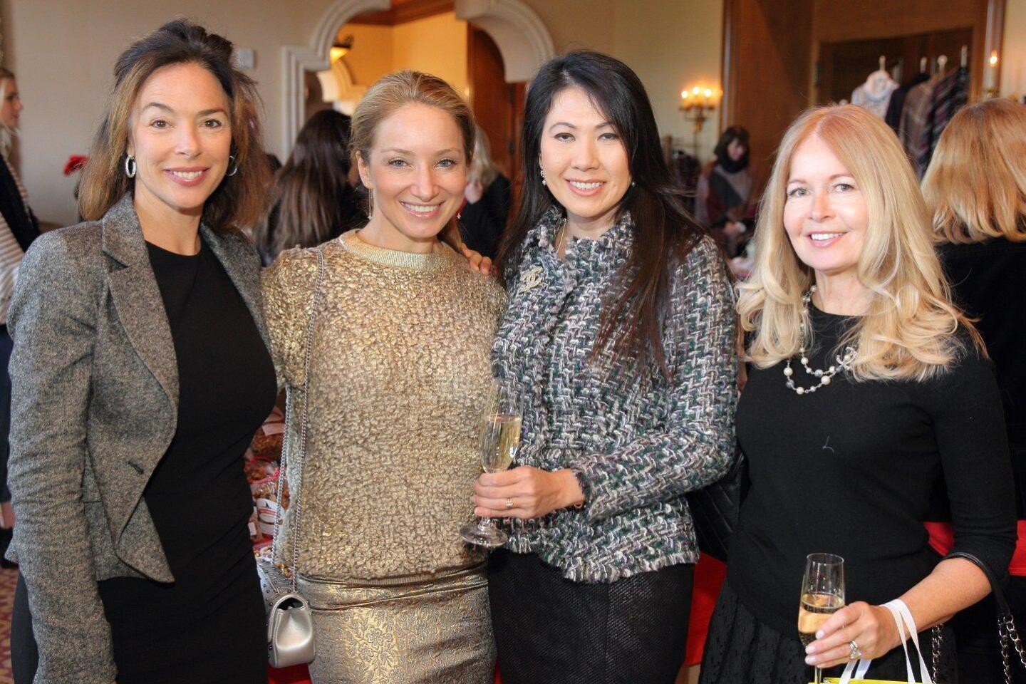 'Christmas in Paris' benefit for Rady Children's Hospital