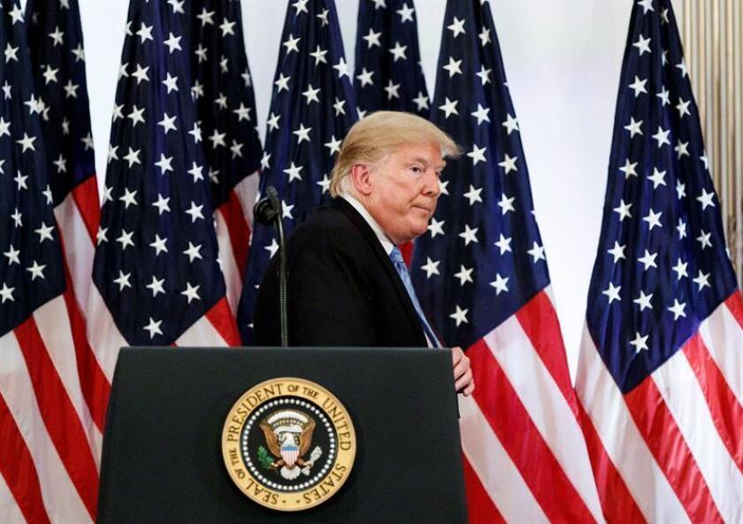 El presidente de EE.UU., Donald Trump, negó hoy que las carcajadas que se escucharon en la Asamblea General de la ONU al comienzo de su discurso este martes fueran de burla, al asegurar que los diplomáticos se estaban riendo y divirtiendo junto con él. EFE