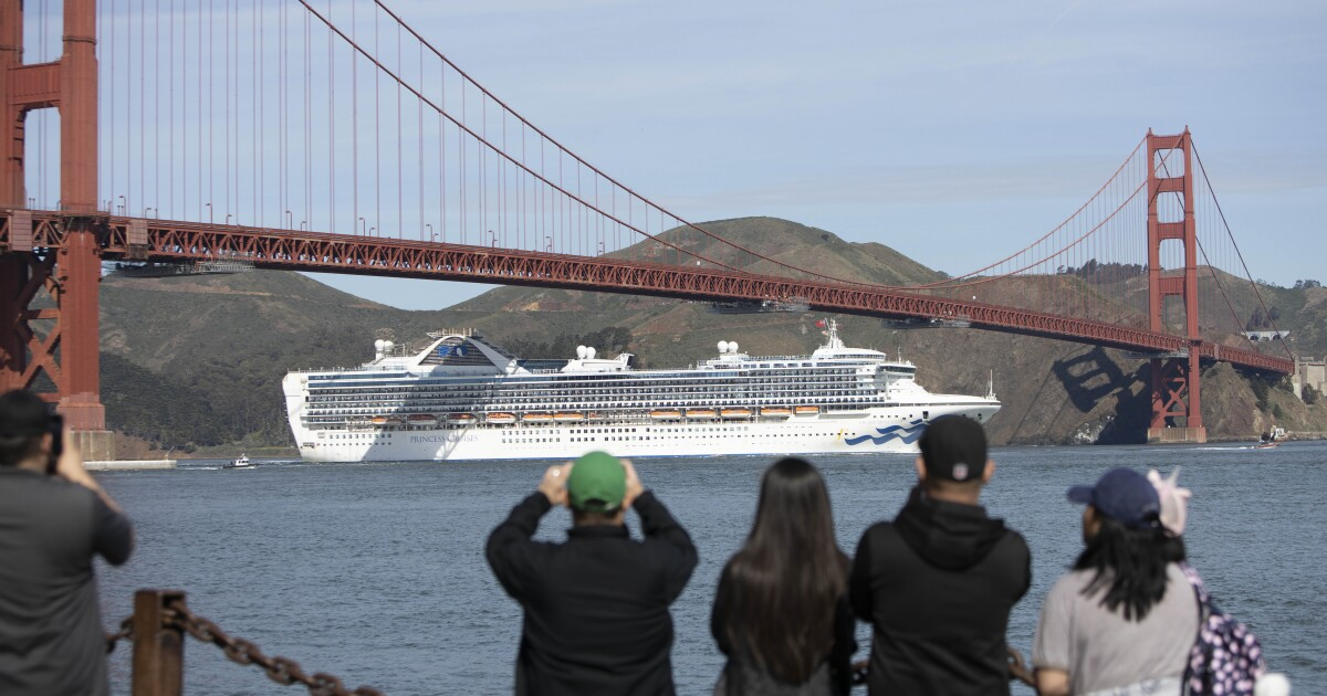 CDC extends U.S. cruise ship ban until October over coronavirus