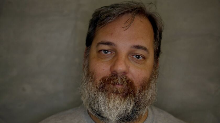 "BURBANK, CA JULY 6, 2017: Portrait of Dan Harmon, one of the creators of the cult TV series ""Rick"