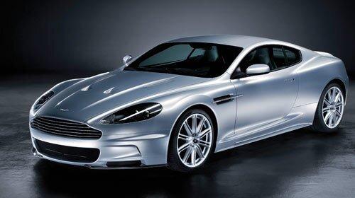Aston Martin DBS Automatic