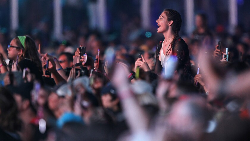 The fate of the 2020 KAABOO San Diego festival at Petco Park remains to be determined.