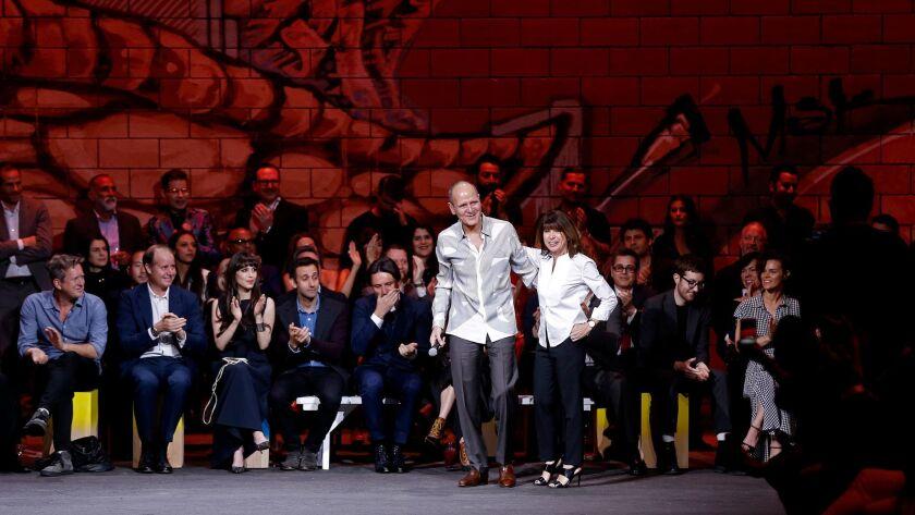 The Hermès DWNTWN MEN event