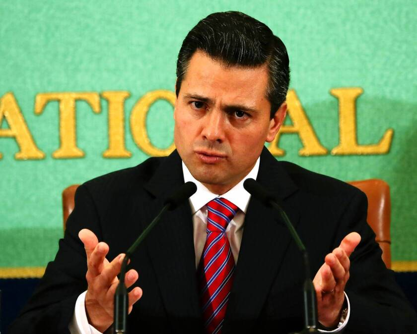 Mexico vote-buying scandal threatens president's agenda of reforms