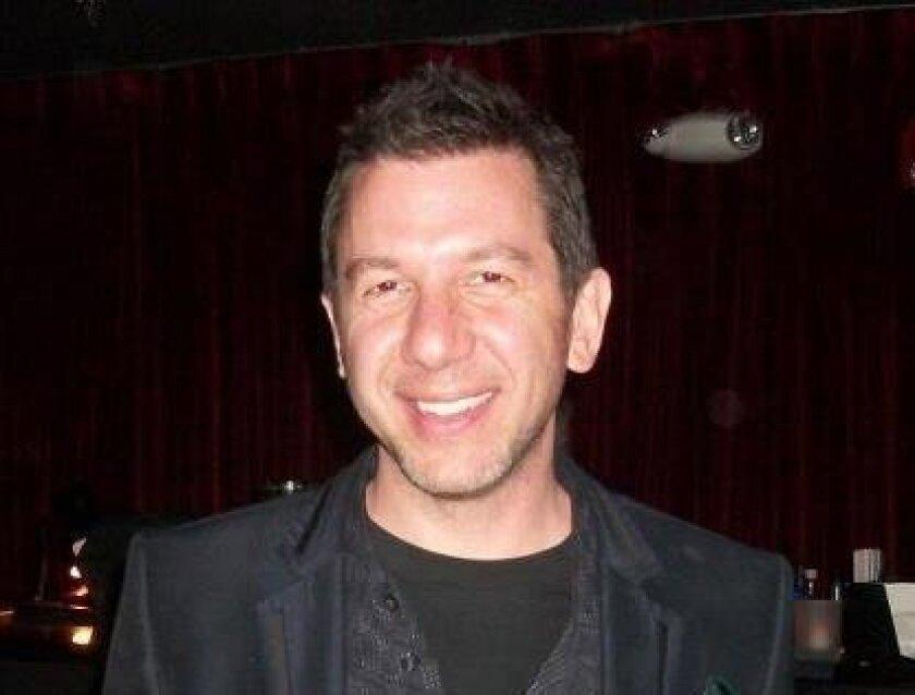 Producer Tom Salamon