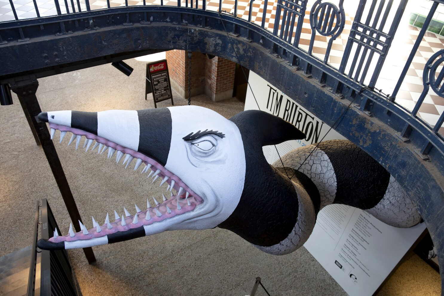 Characters invade Las Vegas, from Tim Burton to Hello Kitty