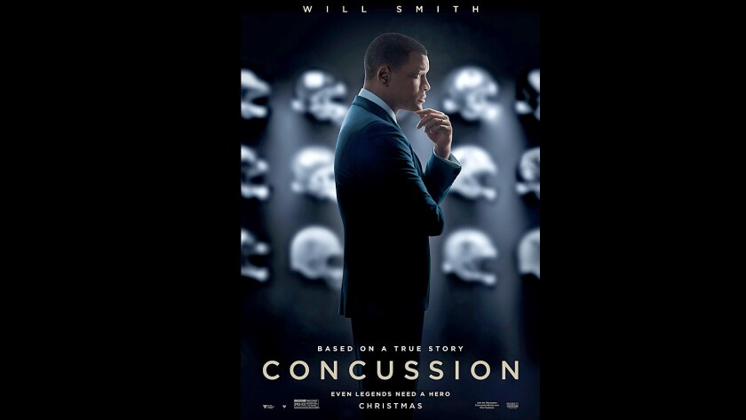 """Will Smith stars as Dr. Bennet Omalu in """"Concussion."""""""
