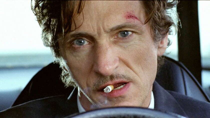 """John Hawkes in the movie """"Too Late."""""""