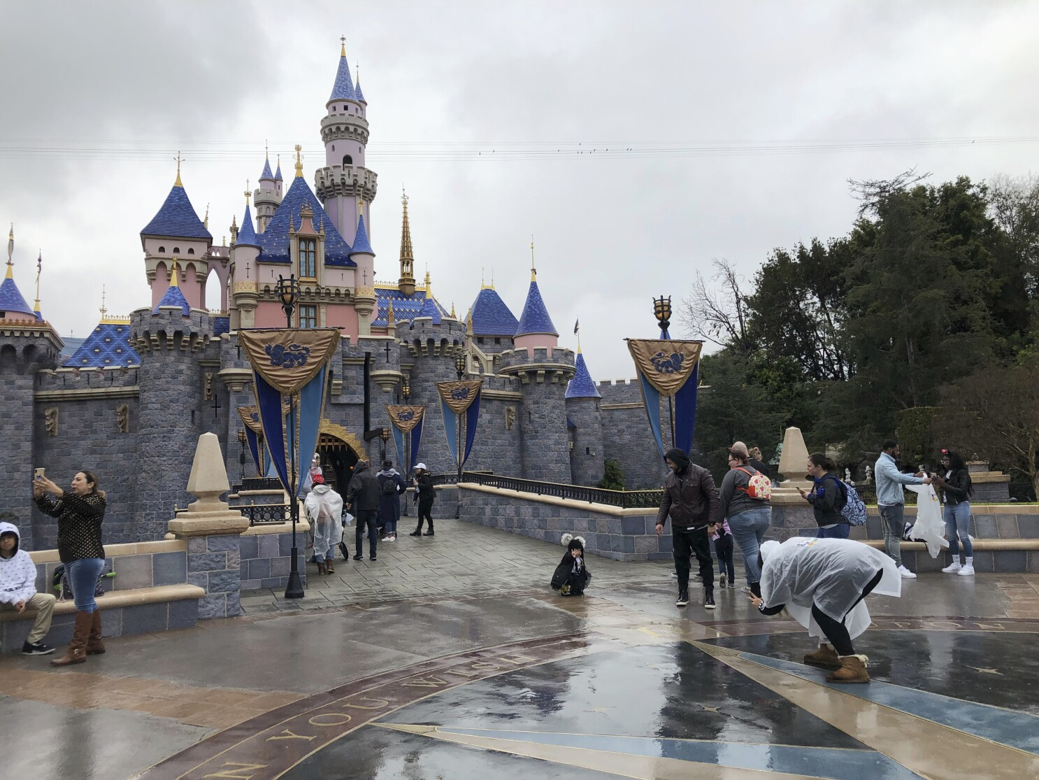 Disneyland reopening may happen by late April - Los Angeles Times