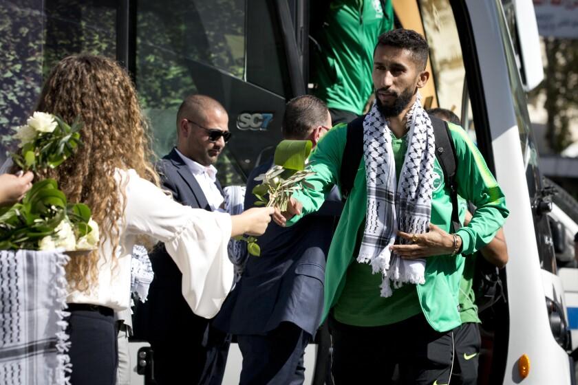 Palestinians Saudi Arabia