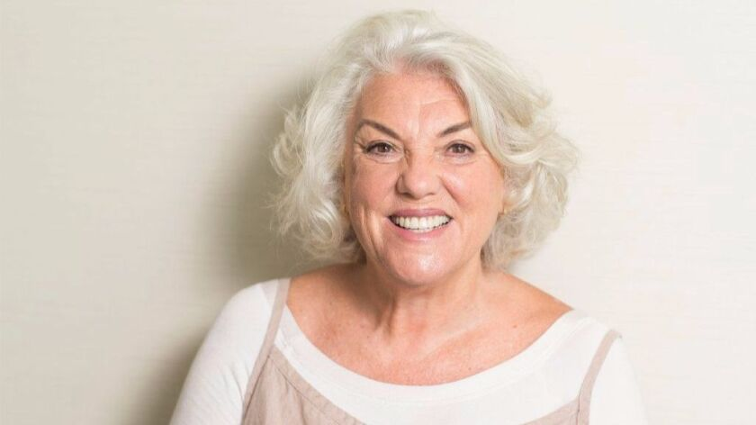 Tyne Daly photographed at the Loews Atlanta Hotel on September 11, 2016.