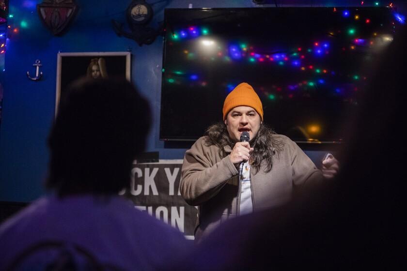 Anchor Bar Comedy Show