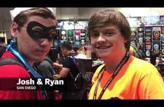 Comic-Con pick up lines