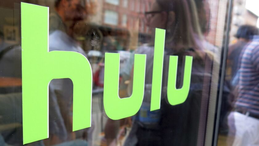 TV streaming service Hulu is teaming up with Spotify.