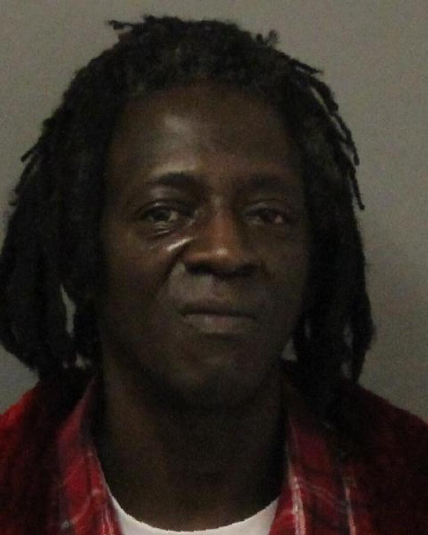 Flavor Flav, the Public Enemy rapper and reality TV star, was arrested Jan. 9 in New York and charged with felony aggravated unlicensed operation and traffic violations, police say.