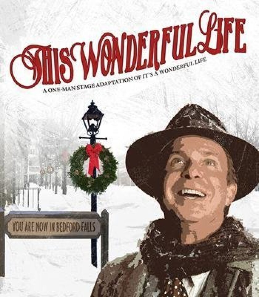 'This Wonderful Life' takes the North Coast Repertory Theatre stage, Dec. 8-27.