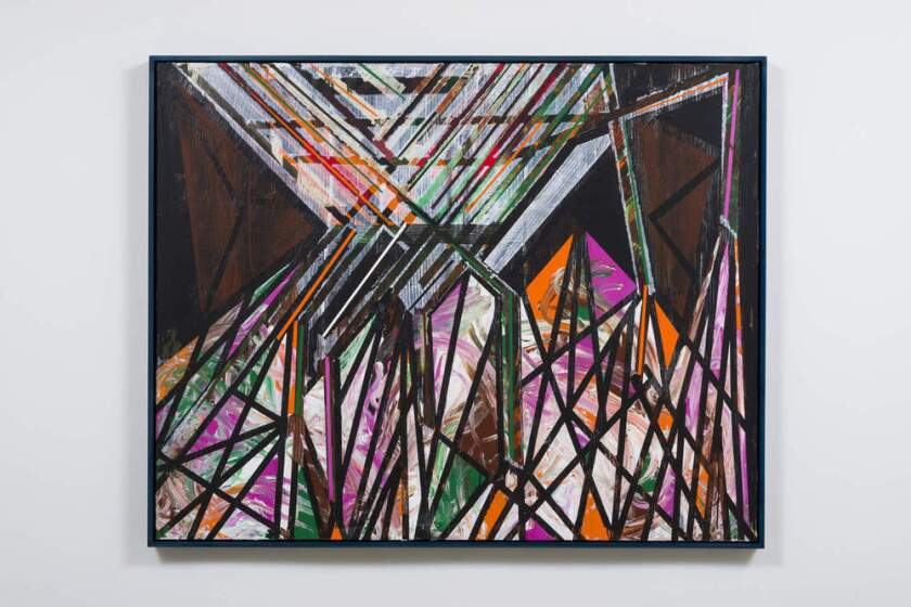 Steve Roden's 'A Year Without Painting' at Susanne Vielmetter