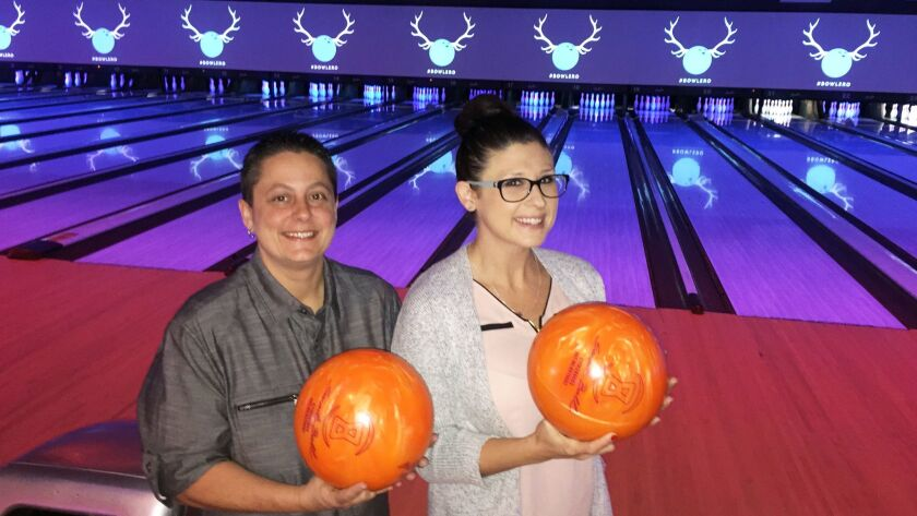 Bowlero offers a hip, upscale twist on bowling - The San Diego Union
