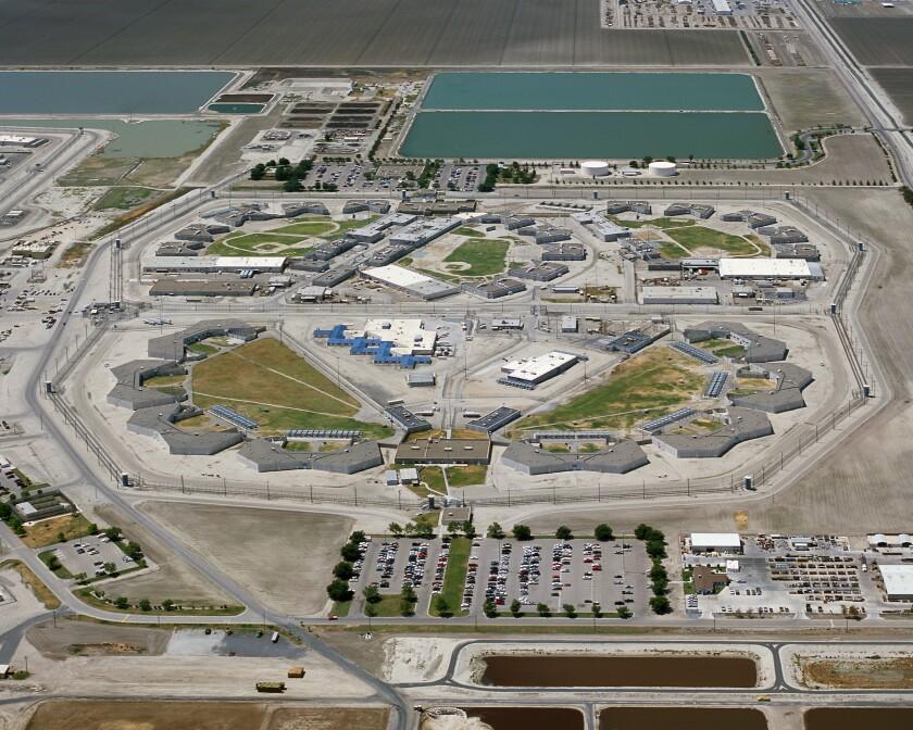California State Prison at Corcoran.