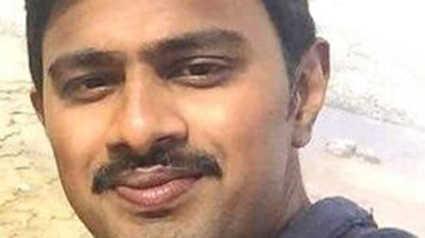 Srinivas Kuchibhotla, 32.