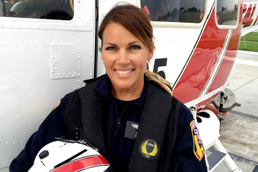 Pilot Desiree Horton