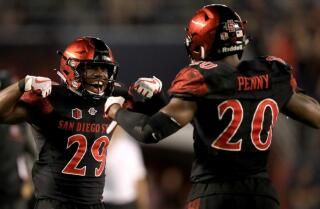 SDSU Football: #22 Aztecs 28, Air Force 24