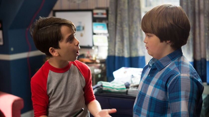 Diary of a Wimpy Kid: The Long Haul' shares the horrors of family vacations  minus the fun - Los Angeles Times