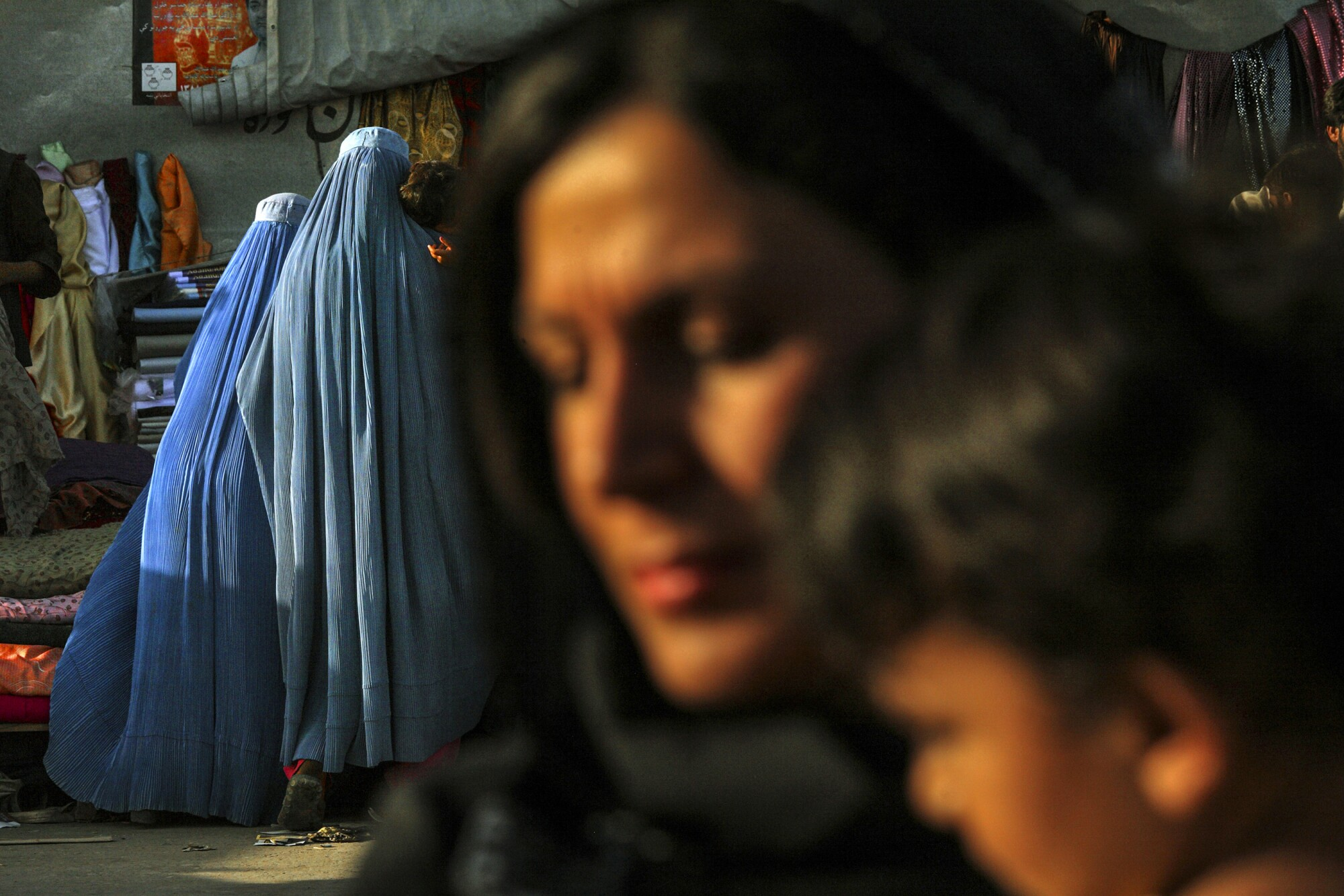 Life for the women of Afghanistan has changed dramatically since the fall of the Taliban in 2001.