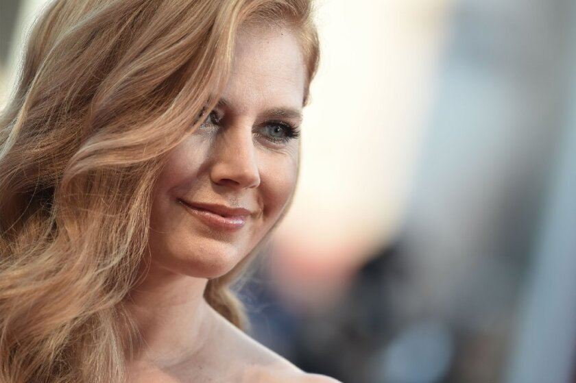 Amy Adams has two high-profile films opening in November.