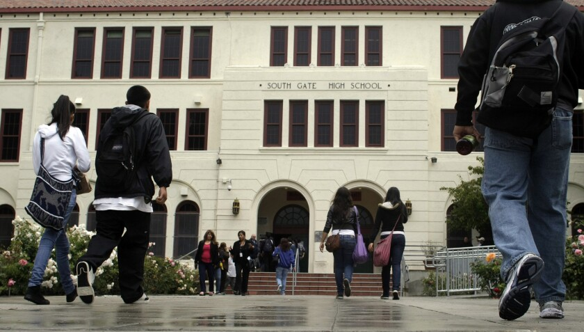 California becomes first state in the country to push back school start times