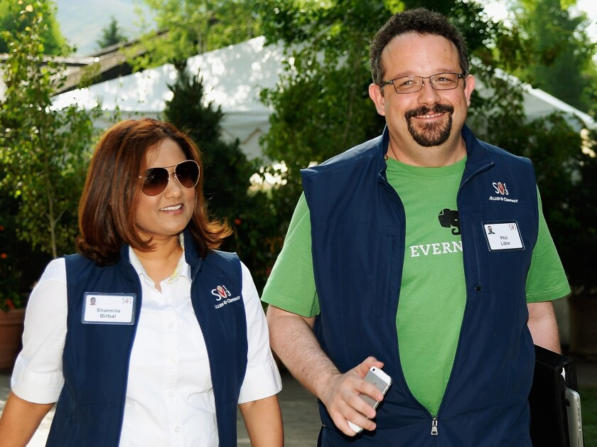 Evernote CEO Phil Libin wages war against 'stupid office signs'
