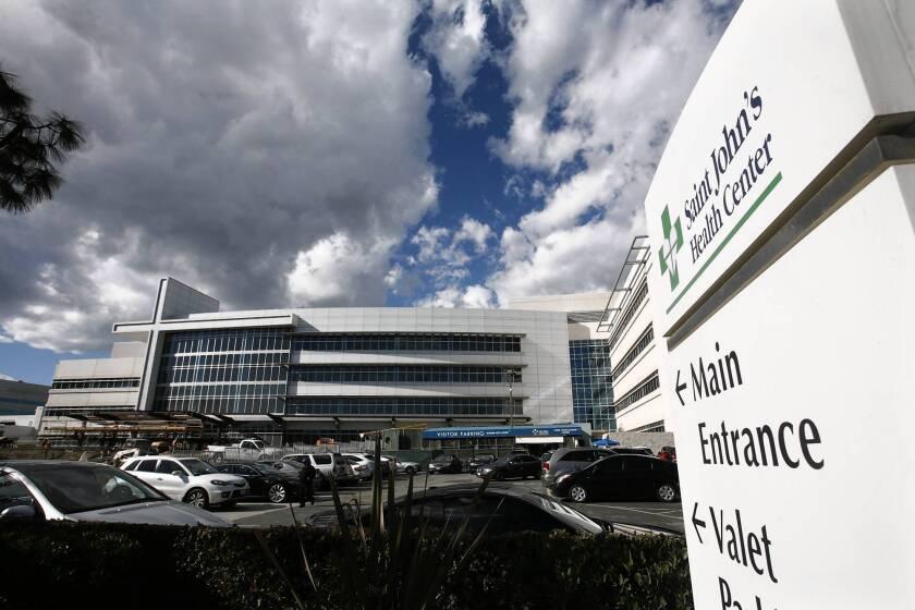 St. John's picks Providence Health & Services in bidding war