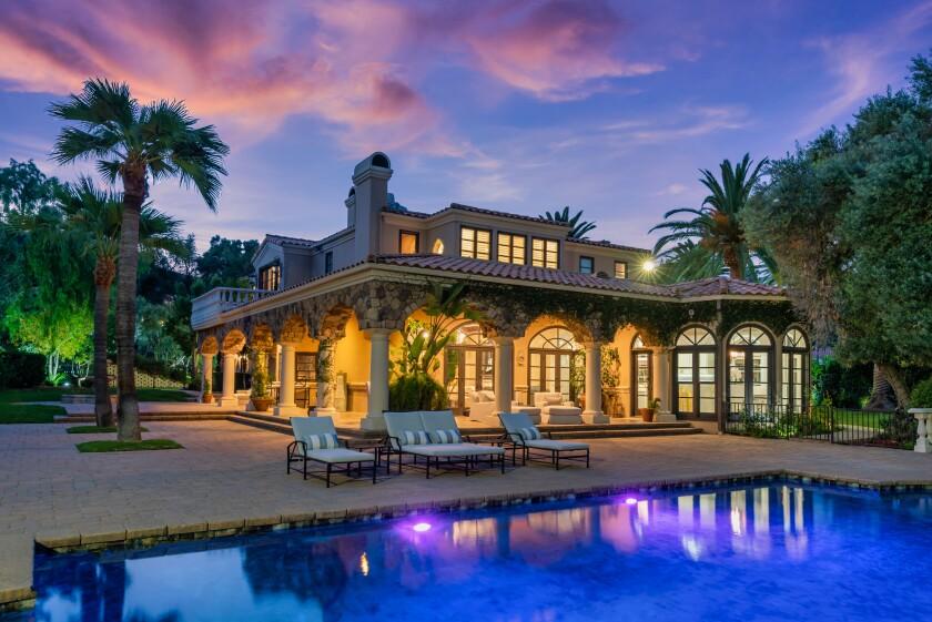 Bret Michaels' Westlake Village home