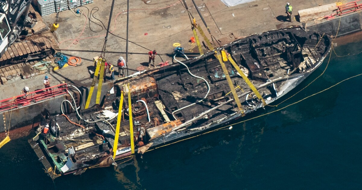 California boat fire: Conception wasn't built to charge dozens of phones and cameras. Did this cause the blaze?
