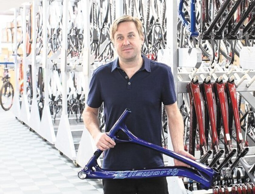 Tony Karklins will oversee strategy and operations for the Rancho Bernardo-based Ellsworth Handcrafted Bicycles and Synergy Nano brands.