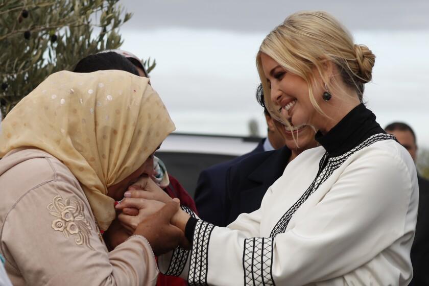 Morocco US Ivanka Trump