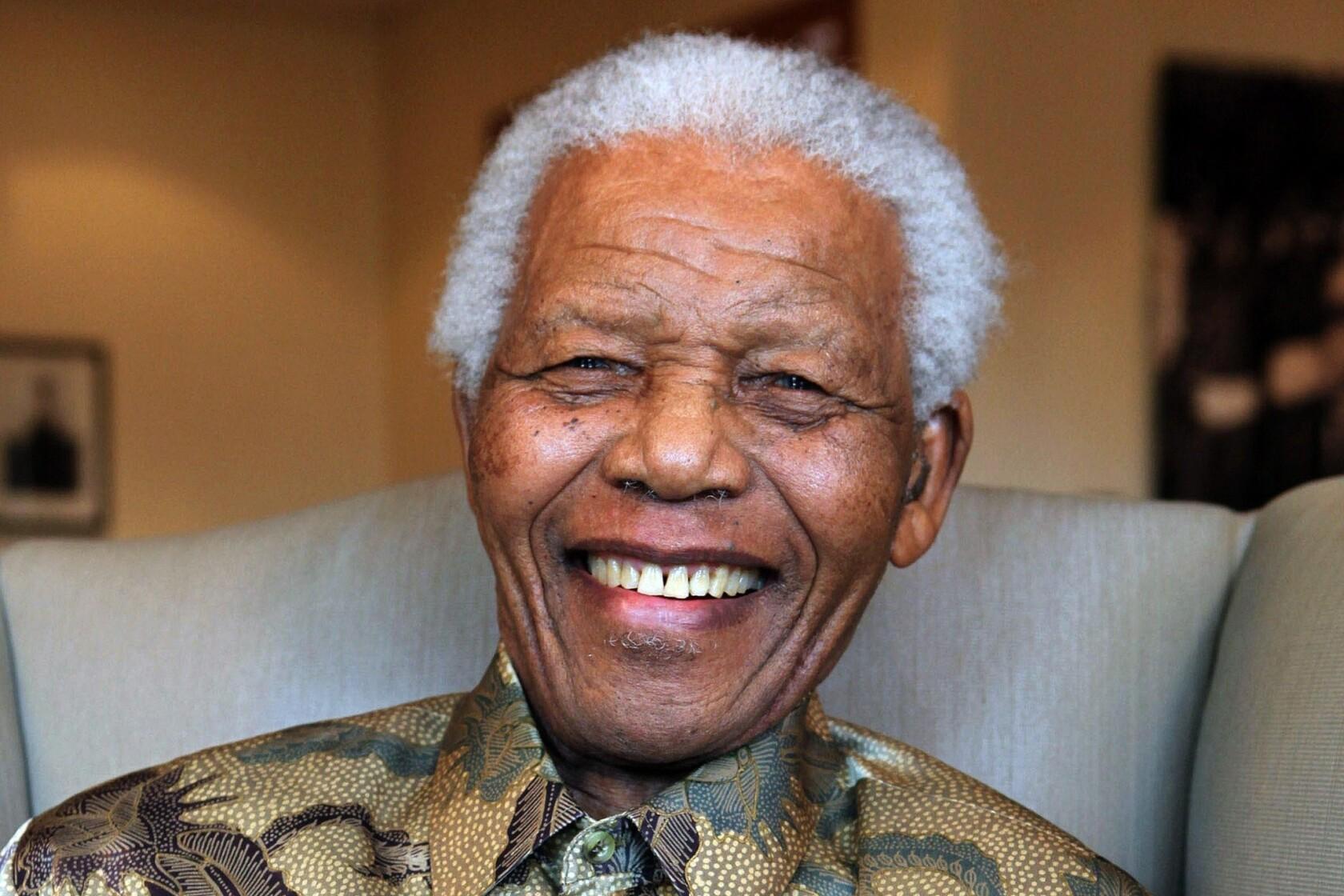 Nelson Mandelas Unforgettable Face Spirit Captivate Film