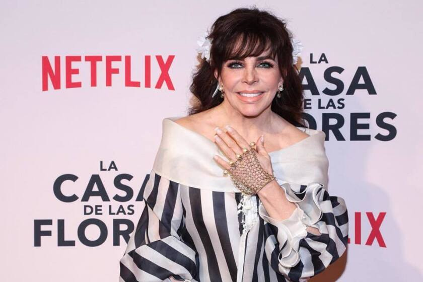 La actriz mexicana Verónica Castro se enfrentó a un percance que fue innecesariamente exagerado por algunos sectores de la prensa.