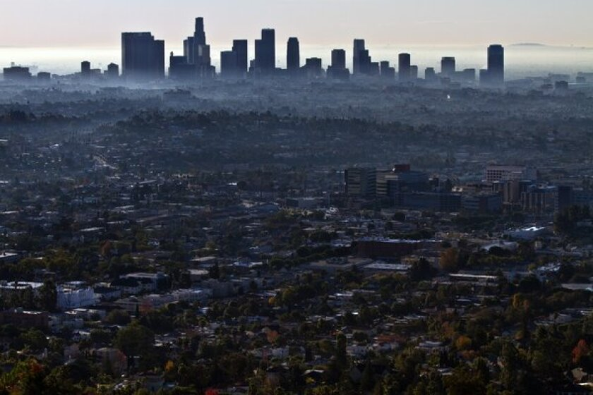 California saw the lowest recorded growth rates since 1900 this year.