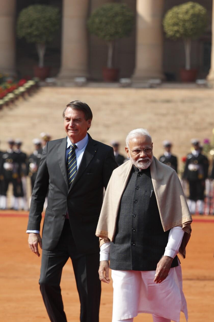 INDIA-BRASIL