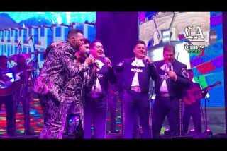 """Banda el Recodo y el Mariachi Vargas """"Celebrando 200 años de música mexicana"""""""