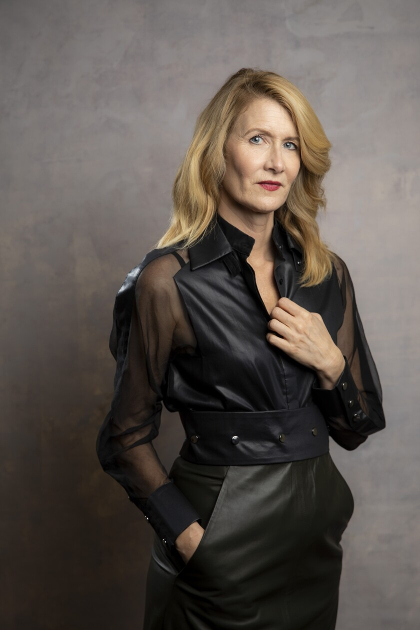 2019 is Laura Dern's year. We're just living in it