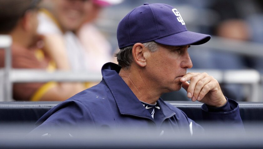 Far more went wrong than right in 2011 for the Padres and manager Bud Black.