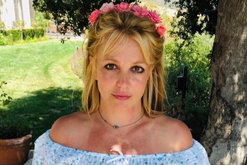 La cantante estadounidense Britney Spears posa en una foto reciente.