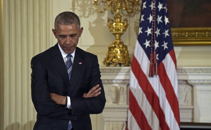El presidente Barack. (AP Foto/Susan Walsh)