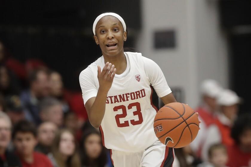 Washington St Stanford Basketball