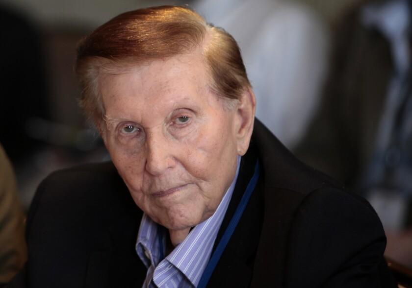 The battle for control of Viacom flared up with the Sumner Redstone family working to line up prospective new board members.
