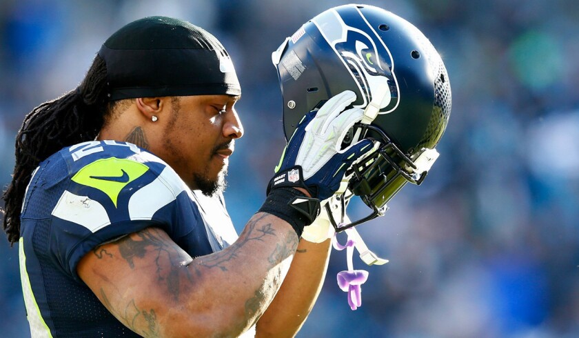 Marshawn Lynch may be 'leaning toward retirement'